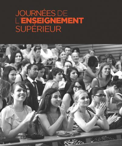Journées de l'enseignement supérieur à Lyon3