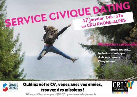 Service civique dating