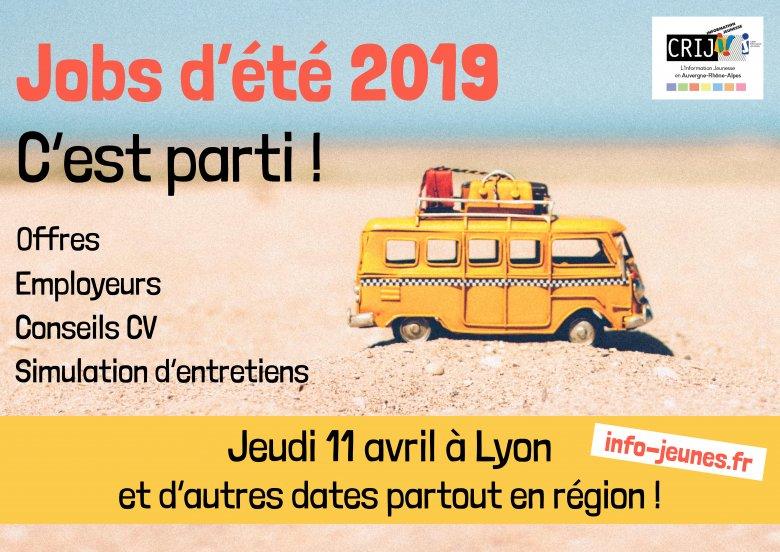 Jobs D Ete 2019 Une Campagne Regionale Pour Tous Les Jeunes